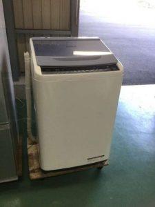 自動製氷付き冷蔵庫と日立ビートウォッシュ買取ました。