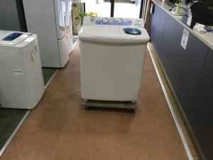 日立 2槽式洗濯機 PSー45Aの画像